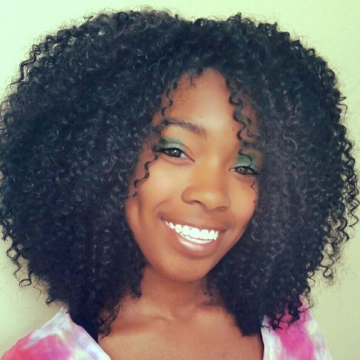 Crochet Braids with Freetress Bohemian www.crochetbraidsbytwana.com ...