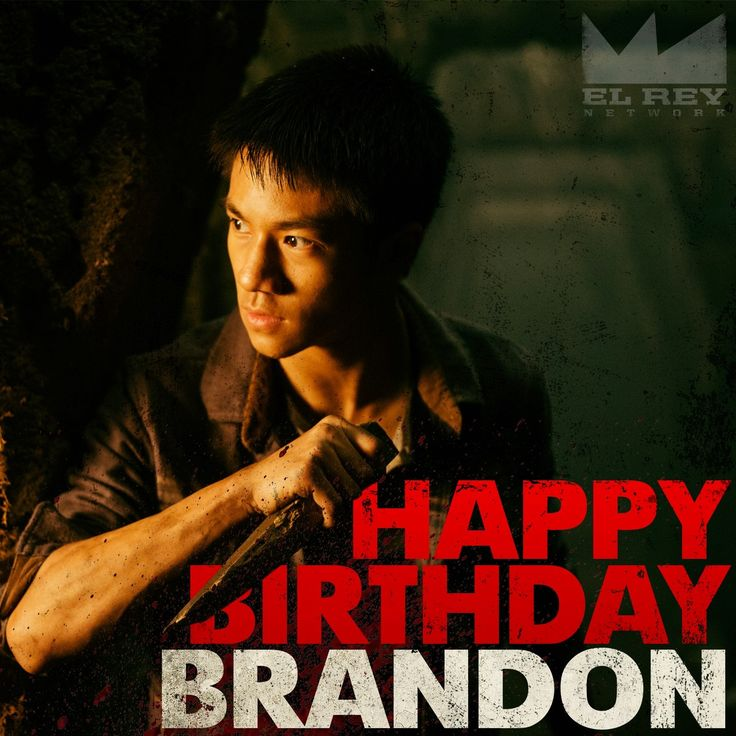 DUSK S2 | Happy 20th Birthday Brandon Soo Hoo! | via facebook.com
