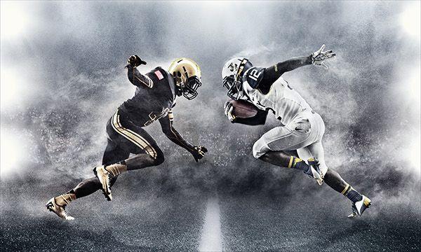 Nike Football - Navy Uniform on Behance