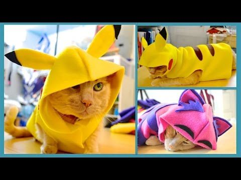 Pikachu Design Pet Costume Dog Clothes