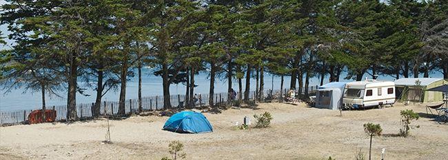 Camping Indigo Noirmoutier La Vendette in Vendée, France