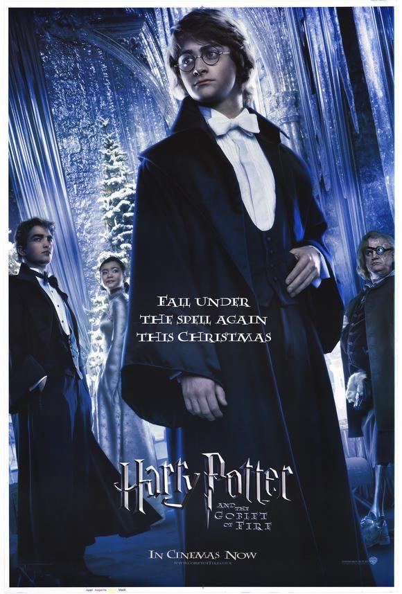 80 best posters harry potter images on pinterest coupe - Harry potter et la coupe de feu cedric diggory ...