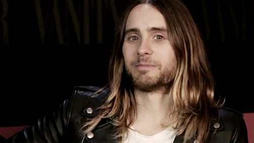 Pin for Later: 38 Hot Guys Who Prove 1 Little Wink Can Go a Long Way Jared Leto