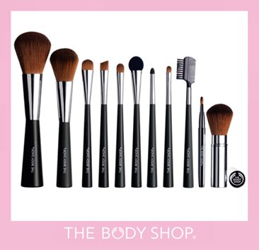 Goede make-up kwasten zijn onmisbaar om je make-up aan te brengen. Deze diervriendelijke penselen van synthetisch haar zijn dan ook een handige beauty must have.