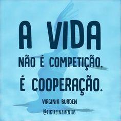 """bynina: """" #regram @itktreinamentos Se as pessoas entendessem isso, o mundo seria muito melhor! Faça a sua parte! Boa noite! #frases #planeta #pessoas #cooperação #itktreinamentos """""""