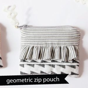 15 Zipper Pouch Tutorials - see kate sew