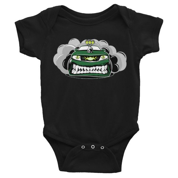 I.T. Movie Eddie's Baby onesies Eddy's Angry Car Infant Bodysuit | createes.net - cheap graphic tees    Get it here => https://createes.net/product/i-t-movie-eddies-baby-onesies-eddys-angry-car-infant-bodysuit/