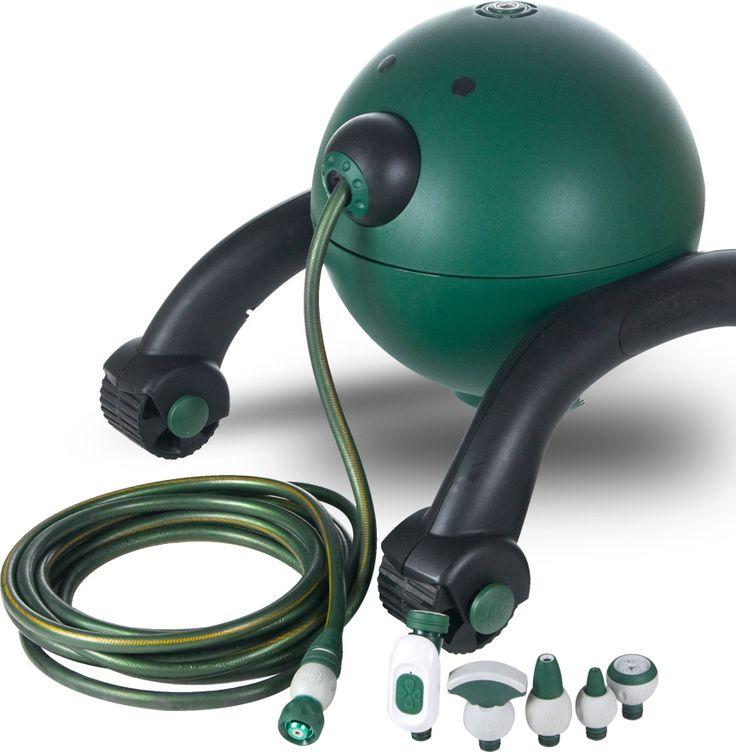 The 25 best retractable garden hose reel ideas on for Garden hose solutions