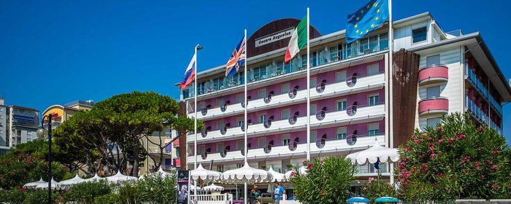 I colori sono la magia del nostro Hotel