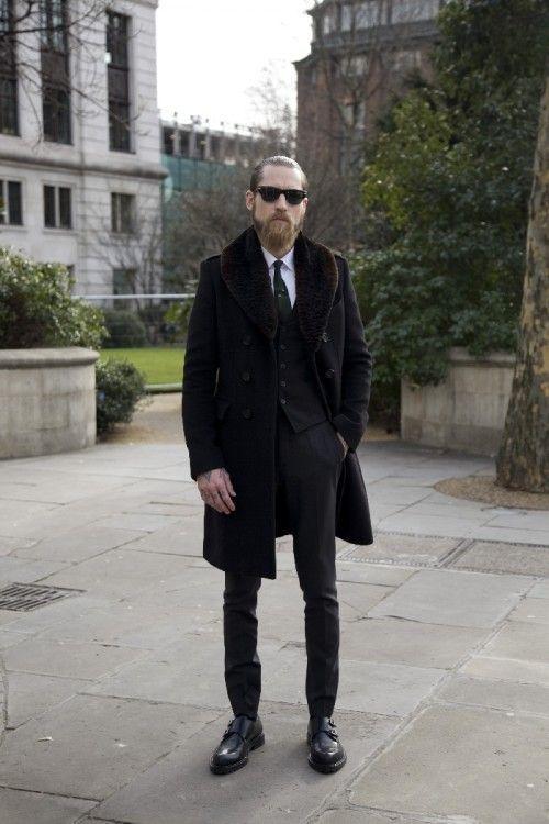 Style File: Justin O'Shea | La Vida