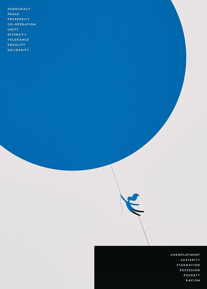 Τέσσερα poster για την Ευρώπγ (Τα Νέα, 2015)
