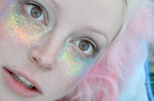 Ideia de maquiagem para o carnaval!