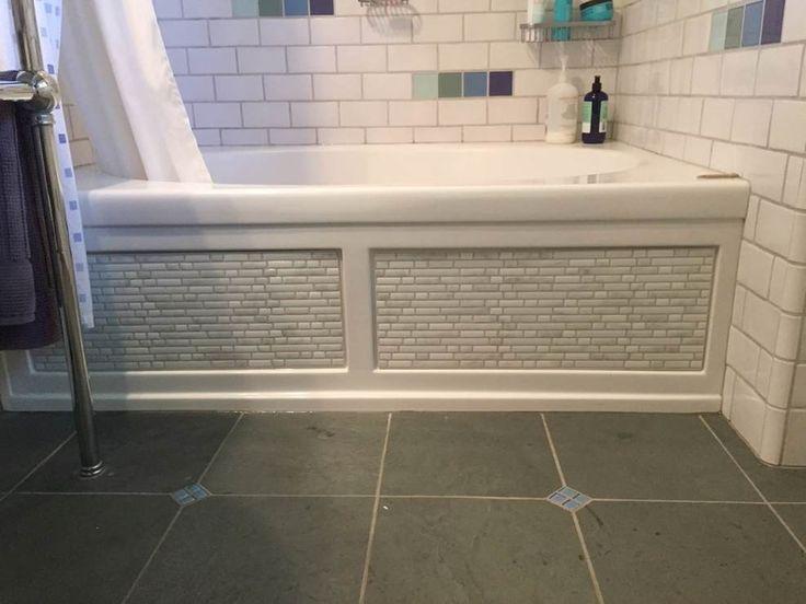 Peel and stick bathroom tiles | Smart Tiles Thesmarttiles.com