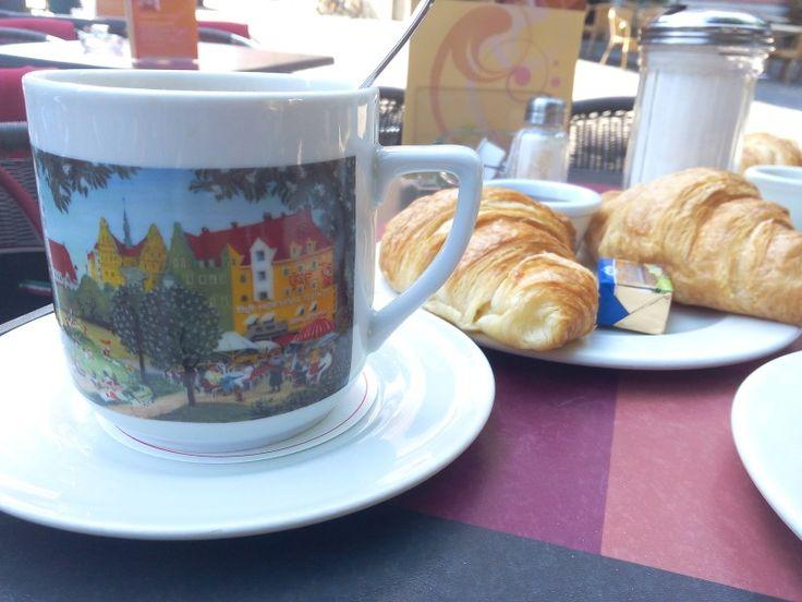 Café Münchner Freiheit in München, Bayern