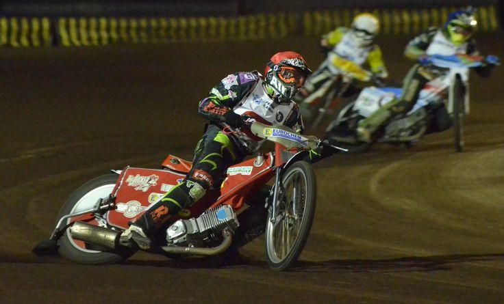 Speedway: italiano Guglielmo Franchetti ha vinto il 7 ° tempo. Sport. Nuovo. Bahia Blanca