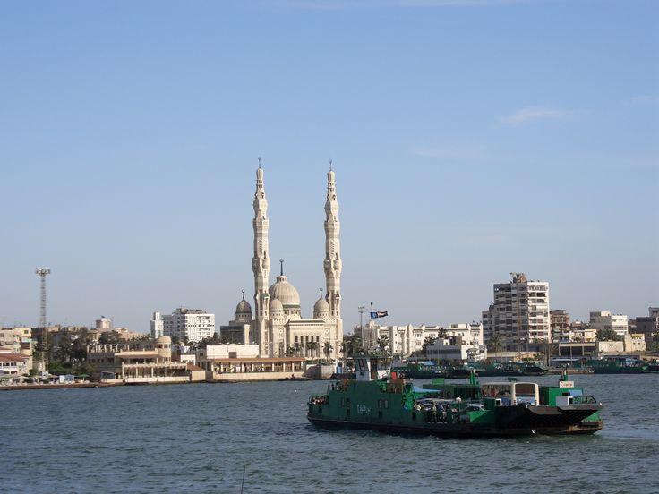 Port Saed Egypt