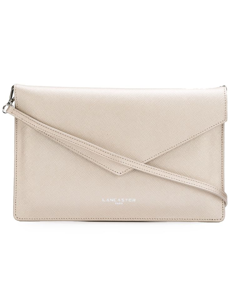 LANCASTER . #lancaster #bags #leather #clutch #hand bags #