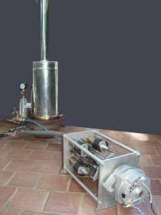 Steam Generator runs on any fuel