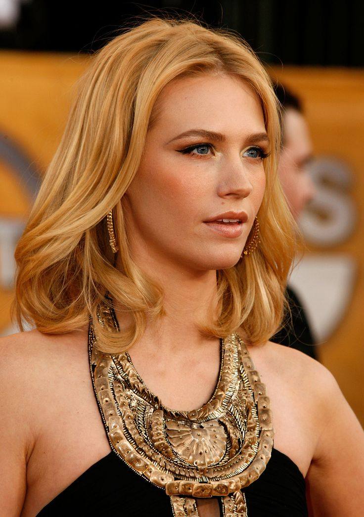january jones | medium golden blonde