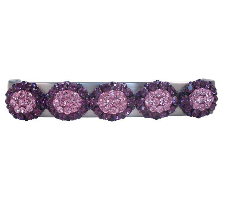 Unique Decorative Drawer Pull Pink Purple Swarovski Crystal Door 5 Elegant Sparkly Art Deco Furniture Dresser Handle Nursery