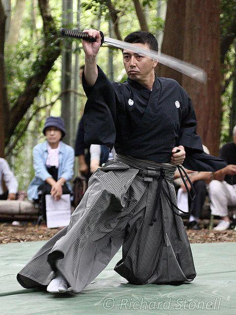 Hoki-ryu / 伯耆流