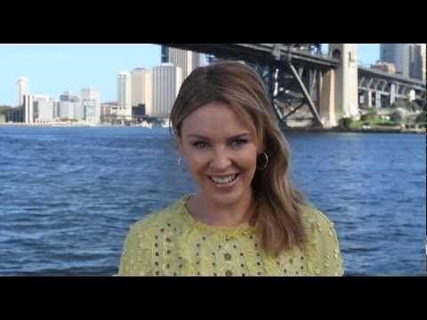 Kylie Minogue and Imagination to bring in 2013 in Sydney