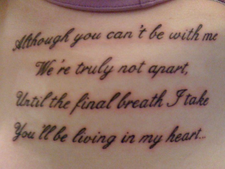 Image result for tattoo for a deceased husband