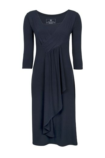 breastfeeding dress - for pregnancy or breastfeeding - by Bb London UK