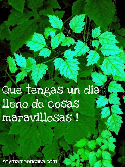 Buenos días  For You ,,,,