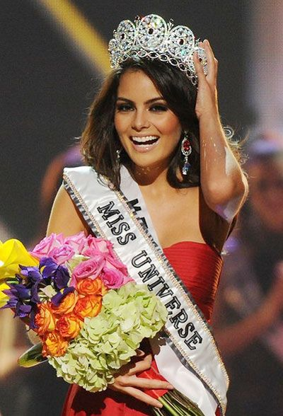Jimena Navarrete is a Mexican model. She is now the holder of the Miss Universe 2010 crown.