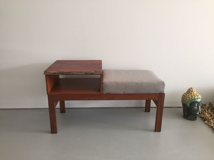 reclaimed timber retro telephone chair  restored  30 best aus futons custom made futons beds and furniture images      rh   pinterest