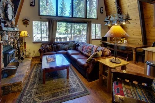 Lake Tahoe Family Cabin Location!  Location!. California vacation rentals. Our mountain home is perfect for large families!   This home is 3 stories and will accommodate 15 people comfortably.       With 2 bedrooms and 1 bathroom on each of 3 floors it offers privacy and well vacation rental.