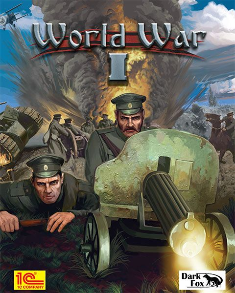 World War 1 is now available on FireFlower. World War I is a real-time strategy based on the modified version of the well-known Blitzkrieg engine. http://fireflowergames.com/shop/world-war-i/