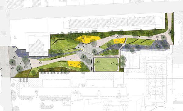 Image credit: Asnières Residential Park by Espace Libre Paysage et urbanisme