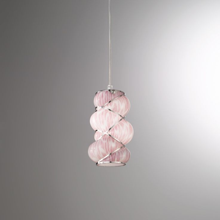 Siddharta Murano Glass Pendants For Sale