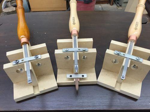 Easy Wood Tools Midi Lathe Duplicator 1 Making The
