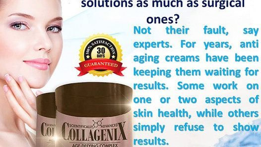 A Collagenix cream review reveals that when the product was launched in the market women made a beeline to try it out.