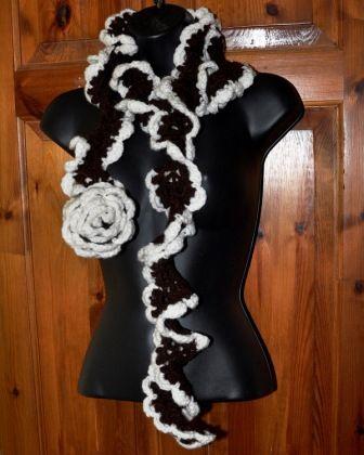 skinny scarves made to order