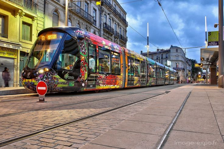 Top 25 ideas about montpellier trams on pinterest europe - Tram horaire montpellier ...