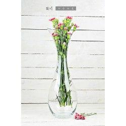 Handmade Glass Vase 50 cm