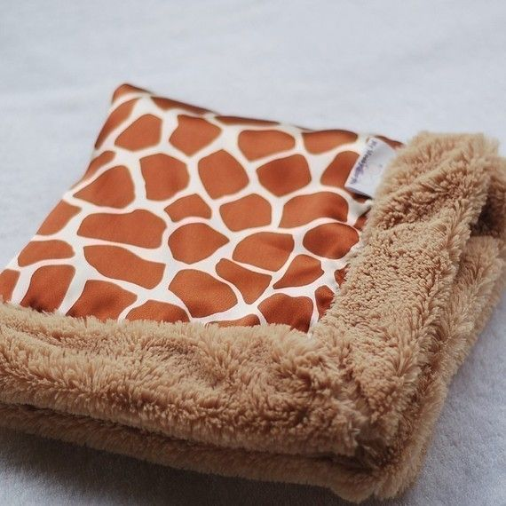 My Little Woob Satin Love in Giraffe DIFFERENT by MyWoobyandMe