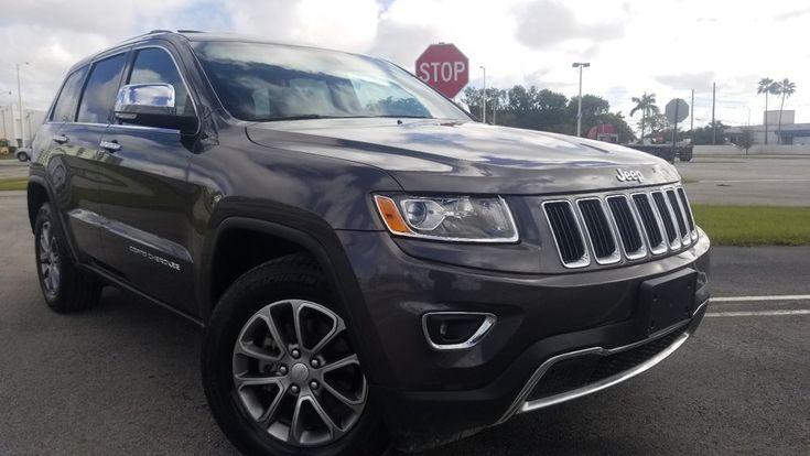 eBay: 2014 Jeep Grand Cherokee Limited Sport Utility 4-Door 2014 Jeep Grand Cherokee Limited NAVIGATION BACK UP CAMERA NO… #jeep #jeeplife