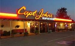 places to eat in calabash nc I prefer capt nances, but johns is yummy too. Fried shrimp and hush puppies, please!