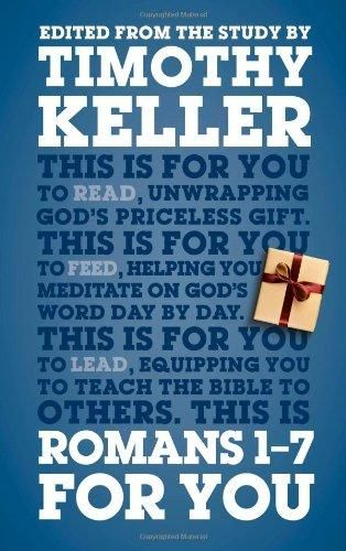 HARDCOVER - Romans 1-7 For You