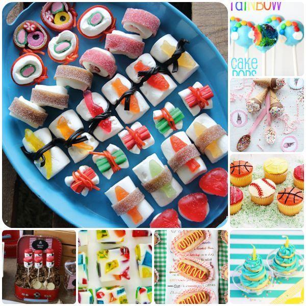 mesas dulces ideas originales para fiestas infantiles