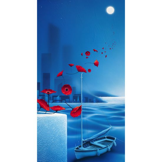 """Moondance"" limited edition by Warren Salter"