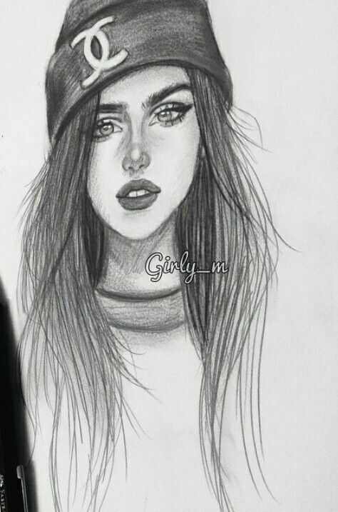 Girly m instagram drawings pinterest girly drawing for Girly tumblr drawings