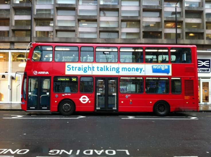 Wonga Double Decker