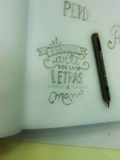 Workshop: Diego Pérez Lozano. Fábrica de Letras: Trabajo 7