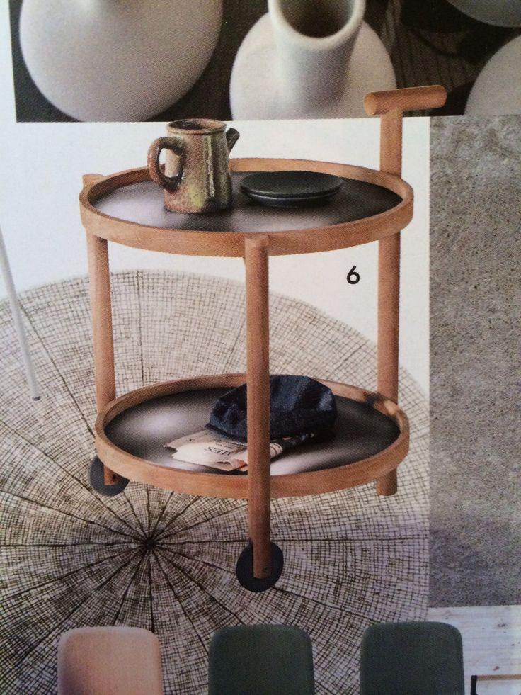 Bord med hjul, Caddy, rodaonline.com